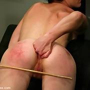 Brutal ass whipping