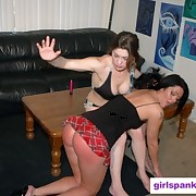 Domestic otk ff spanking