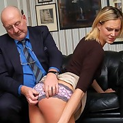 Otk spanking of bad wife