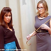 Bad wife gets spanked