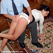 340 smack spanking be proper of Katherine St James be proper of attempting to bribe her boss