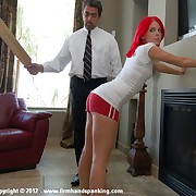 Flight lackey Adrienne Black spanked bare for not victualling an 8hr flight