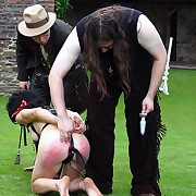 Pony Girl Humiliation and a very Sore Bottom