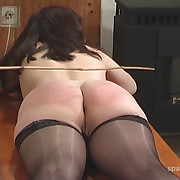 Malevolent slashing for naughty hussy