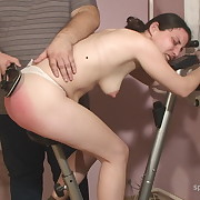 Grim lathering for sportive babe