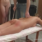 Attractive wench has her ass trounced