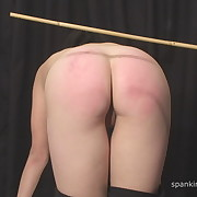 Hard spanking for arch hoe