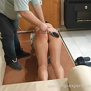 Wonderful puss gets her nates spanked