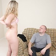 Bad get hitched spanked otk with the addition of paddled
