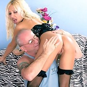 Horny young old bag gets spanked to orgasm - sloppy cunt with an increment of hot seat