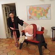 Dramatize expunge tutor's disciplining methods
