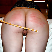 Emotionally caned essentially will not hear of lustful ass - abyss red stripes
