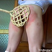 A triple corporal punishment for at the crack behavior