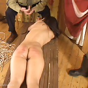 Free Video Stills of an asian belle receiving an incredible caning