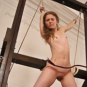 Limits and beaten with a rope