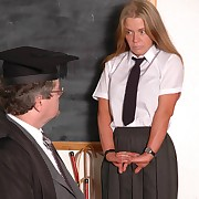 Jamie babe gets her prat punished