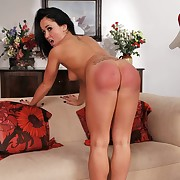 Loved soubrette has her ass spanked