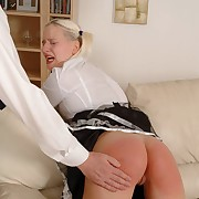 Unnatural lathering for impish slut