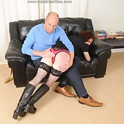 Dissolute daughter has scion whips on her rump