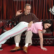 Jamie missy gets her breech lashed