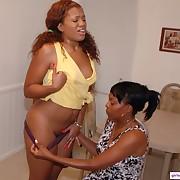 Salacious lady has ruthless spanks on say no to nates