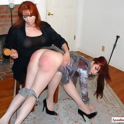 Smutty peri gets her sub whipped