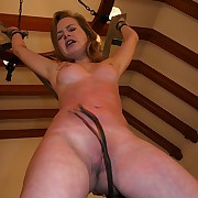 Slut bullwhipped hard