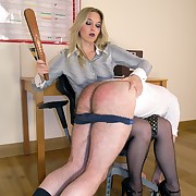Male was punished in the office