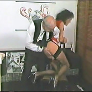Bad wife gets otk spanked