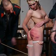 Bad girls punished hard