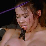 Asian Foot Punishment