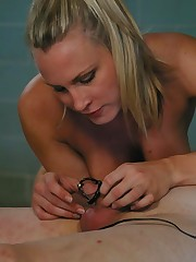 The submissive patient was smothered and fucked