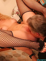 Ass licking, feet sucking