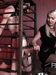 Caged Cum Extraction