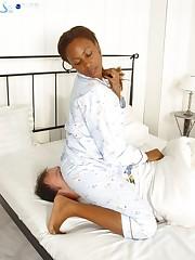 Merciless Mistress like to sleep on her slave's face