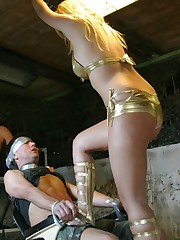 Slave was smothered and trampled
