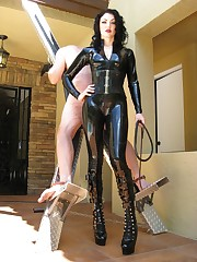 Hot Whipping session
