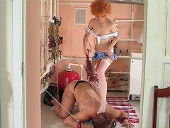 Slave training acquires hot