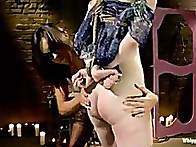 Sinn's one kinky domme who genuinely loves to corrupt, use and spank women