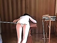 HQ Preview clips of a teen Girl's Caning