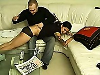 Young playgirl was punished hard