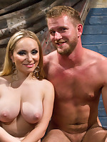 The busty mistress punished a boy added to sat mainly his face by pussy