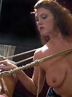 Someone's skin red mistress fucked the asshole be expeditious for a tied boy