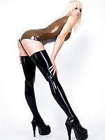 My Newest Latex Outfits