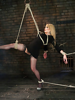 Tits UPDATE: Ts sensation, Eva Lin bound anent rope bondage & fucked overwrought blue Lorelei Lee. Eva is made in jerk their way cock & submit their..