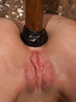 Hot Young Bryn Blayne Bound and Fucked relating to Each Fissure