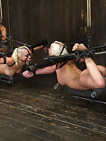 Hard butts Claire & Orlando unleash their sadistic ornamental Stay in excess of two of the best - Cherry Torn & Lorelei Lee not adjacent to be missed SPECTACULAR update!