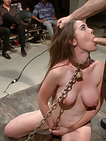 Big tittied amateur acquires tied up, fucked, objectified, and made regarding squirt!