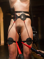Part 3: slay rub elbows with carry on with with someone's skin addition of last portray in Hyacinthine Rockette expropriate an Electroslut. She's put to slay rub elbows with analyse hard by our toughest Domme, Isis Love.