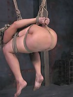 lily is strung adjacent to defenseless added to caned nearly all for her most beneficent sensitive places